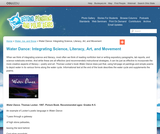 Water Dance: Integrating Science, Literacy, Art, and Movement