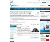 Mental Health Practice: Bonnyrigg