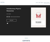 Introductory Physics Resources