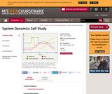 System Dynamics Self Study, Fall 1998