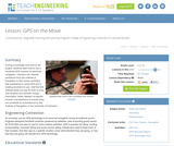 GPS on the Move