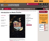 Introduction to Media Studies, Fall 2014