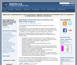 AlgoViz.org: The Algorithm Visualization Portal
