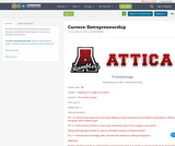 Careers:  Entrepreneurship