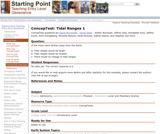 ConcepTest: Tidal Ranges 1