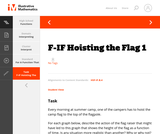 F-IF Hoisting the Flag 1