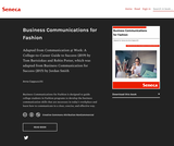 Business Communications for Fashion