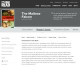 The Maltese Falcon by Dashiell Hammett - Reader's Guide