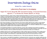 Invertebrate Anatomy OnLine