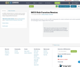 MCO Hub Curation Session