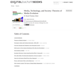 Media, Technology, and Society