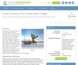 The Invisible Radar Triangle