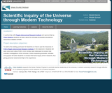 Scientific Inquiry of the Universe through Modern Technology