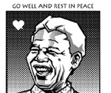 LEARNING LESSONS FROM THE LIFE OF NELSON MANDELA ©Martine Bisagni