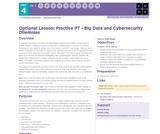 CS Principles 2019-2020 4.10.13: Practice PT - Big Data and Cybersecurity Dilemmas