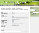 Agricultural Research Service Image Gallery