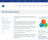 The CUNY High School Equivalency Curriculum Framework