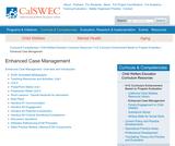 Enhanced Case Management