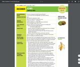 Health Literacy: Grade 2-3 Lesson, Kiwi