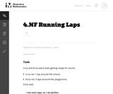 Running Laps