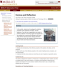 Conics and Reflection