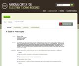 A Case of Pharyngitis