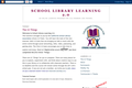 School Library Learning 2.0