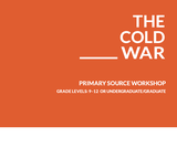 The Cold War: Primary Source Workshop