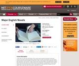 Major English Novels, Spring 2009