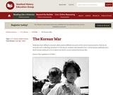 Reading Like a Historian: Korean War