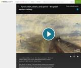 Turner's Rain, Steam, and Speed -- The Great Western Railway
