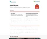21st Century Skills: Resilience