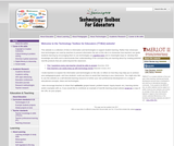 Technology Toolbox For Educators (TT4Ed)