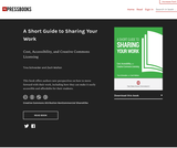 A Short Guide to Sharing Your Work