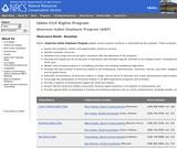 Idaho Civil Rights Program: American Indian Emphasis Program (AIEP)