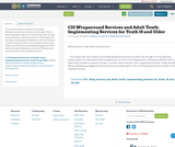 C10 Wraparound Services and Adult Youth: Implementing Services for Youth 18 and Older