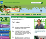 Climate Kids: Recycling Program Educator