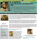 Honky Tonks, Hymns, and the Blues