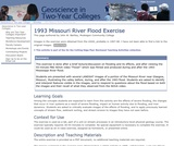 1993 Missouri River Flood Exercise