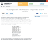 Visualizing Scientific Data: An essential component of research