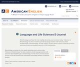 Language & Life Sciences: eJournals