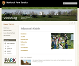 Educator's Guide: Vicksburg National Military Park