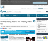 Understanding Media: the Celebrity in the Text