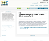 D12 Proven Strategies of Parent Partner Effectiveness, Part 1