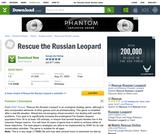 Rescue the Russian Leopard