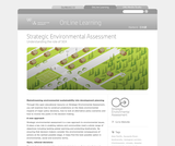 Strategic Environmental Assessment (SEA) Instructional Guide