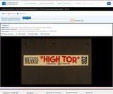 WPA Posters: High Tor