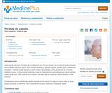 Alopecia (Spanish)