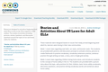 Stories and Activities About US Laws for Adult ELLs