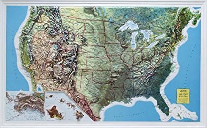 U.S. Topographical Map